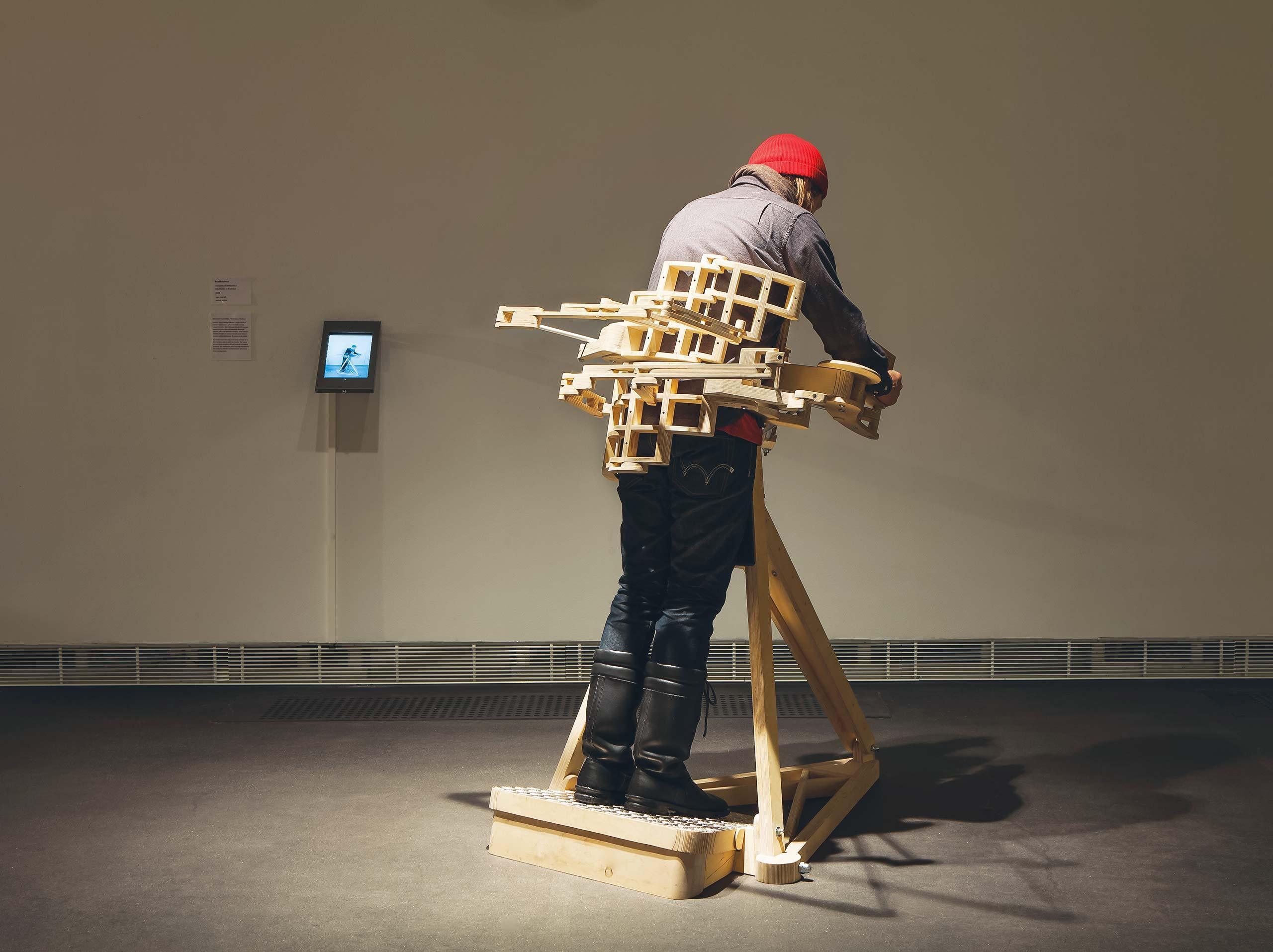 Halaamisen mekaniikkaa, 2014