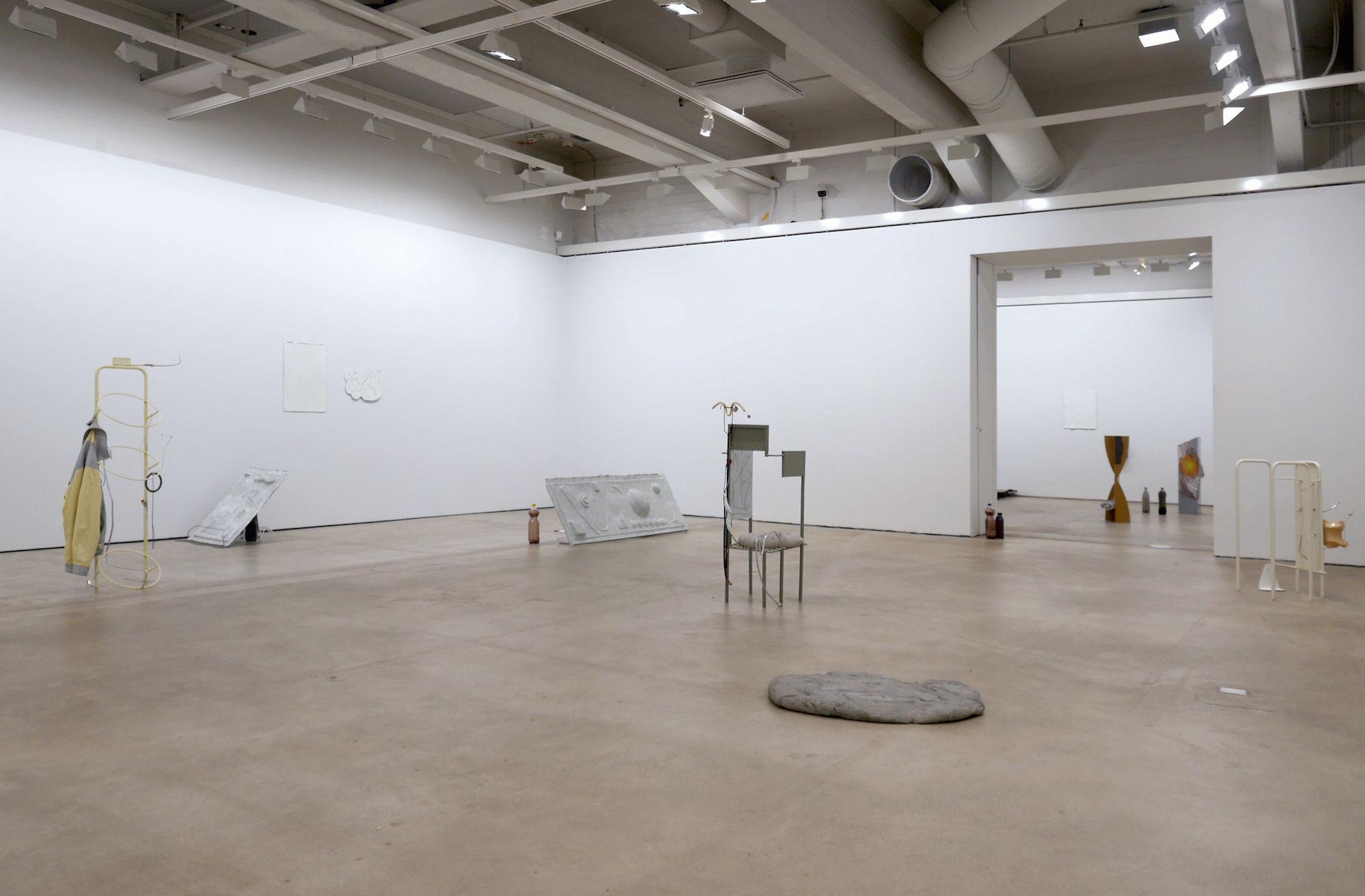 Installaationäkymä, HAM galleria